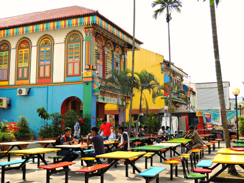 Little India, Singapore. Source: DigitalNomadMag