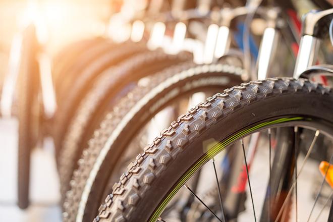 Loja de bikes (Foto: Getty Images)