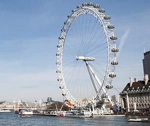A Tale of Three Cities: London