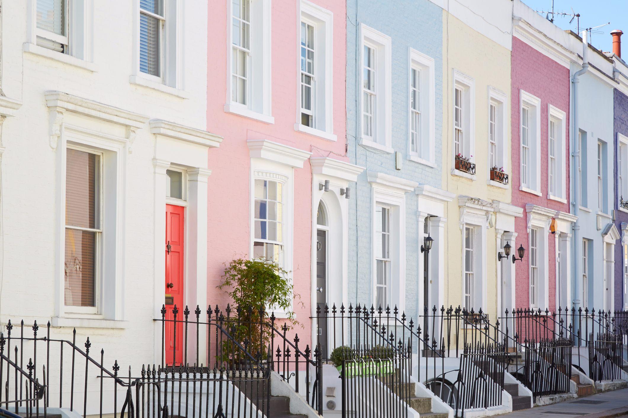 maisons londoniennes