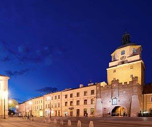 Lublin miastem inspiracji (infografika)