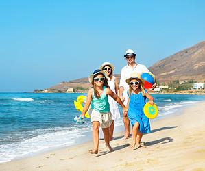7 lugares para viajar com a família no Brasil