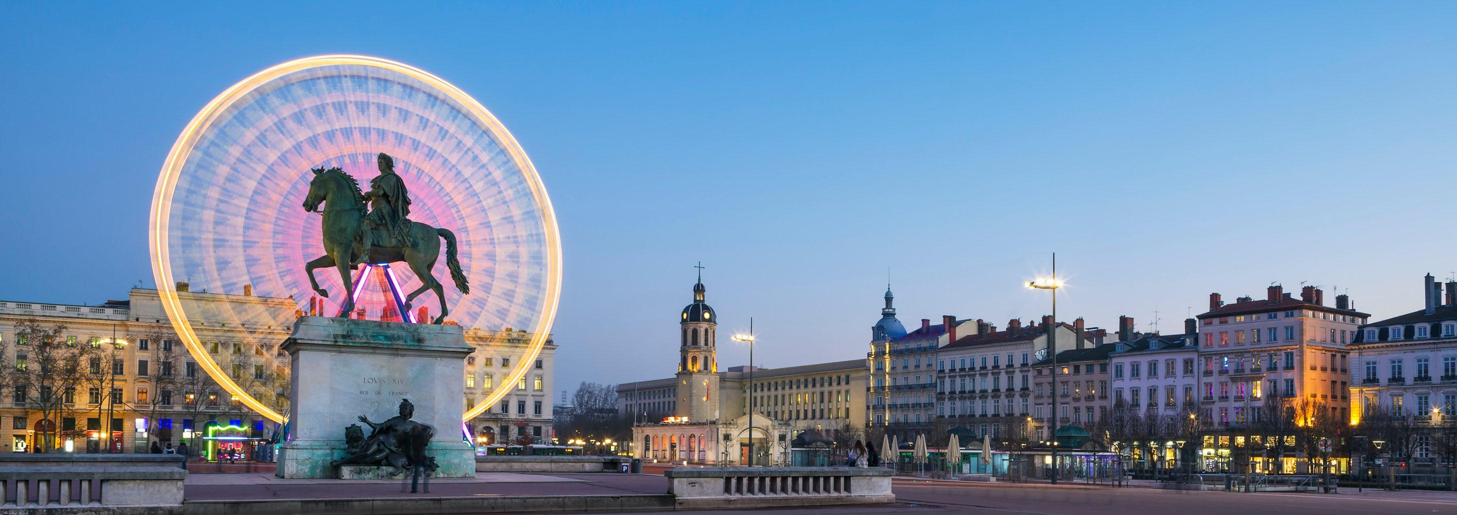 Soirée inoubliable à Lyon