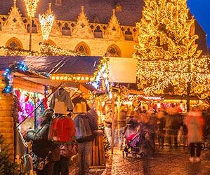 5 villes où vivre la magie de Noël