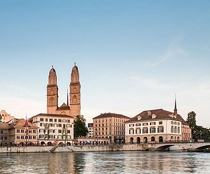 Zurich has been on your bucket list for a long time...