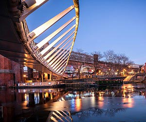 Experience Manchester by Night