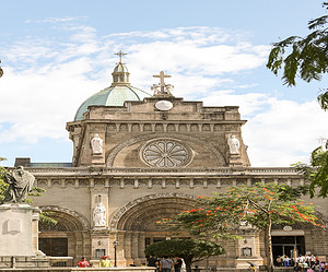 Churches in Manila