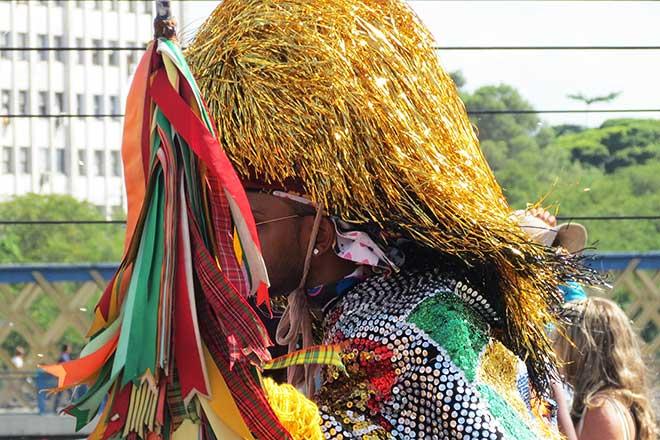 Maractu no Carnaval de Recife