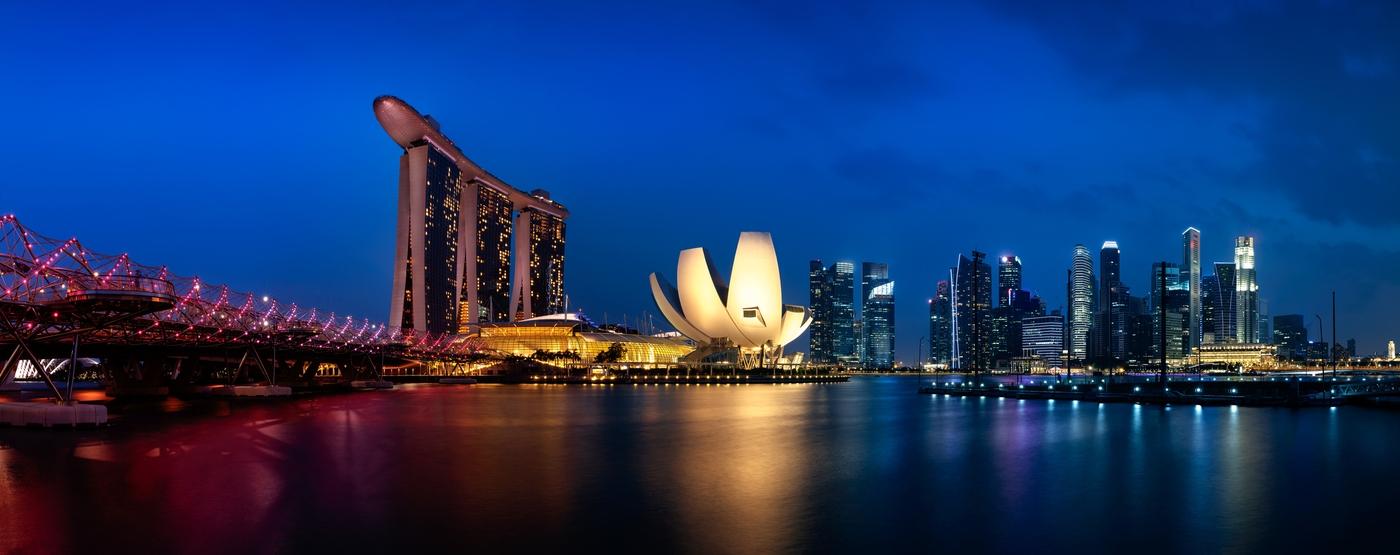 Sands SkyPark – Singapore