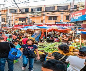 Markets in Manila