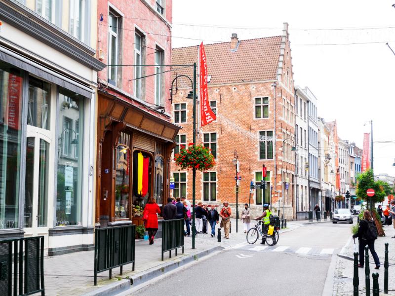 Marollen hoofdstraat