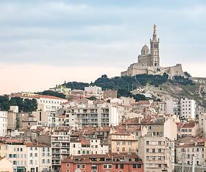 Une nuit à Marseille