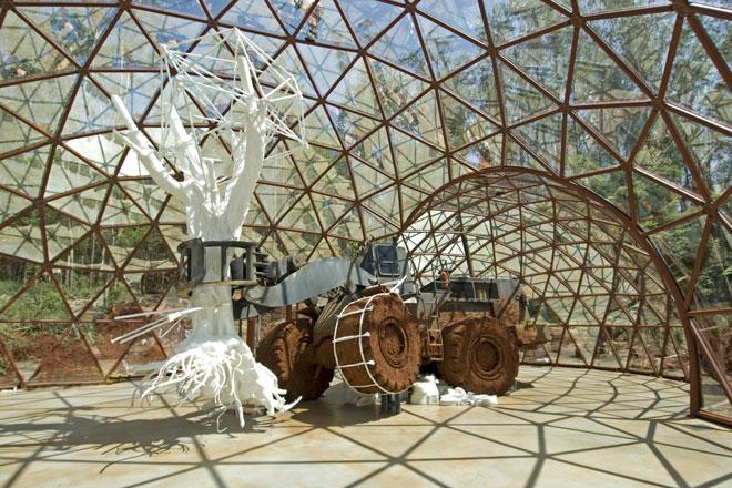 De lama lâmina, de Matthew Barney