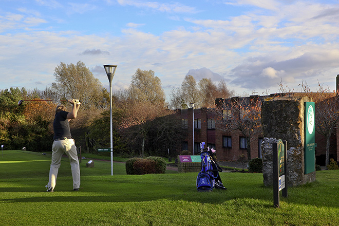 Séjour golf et décontraction