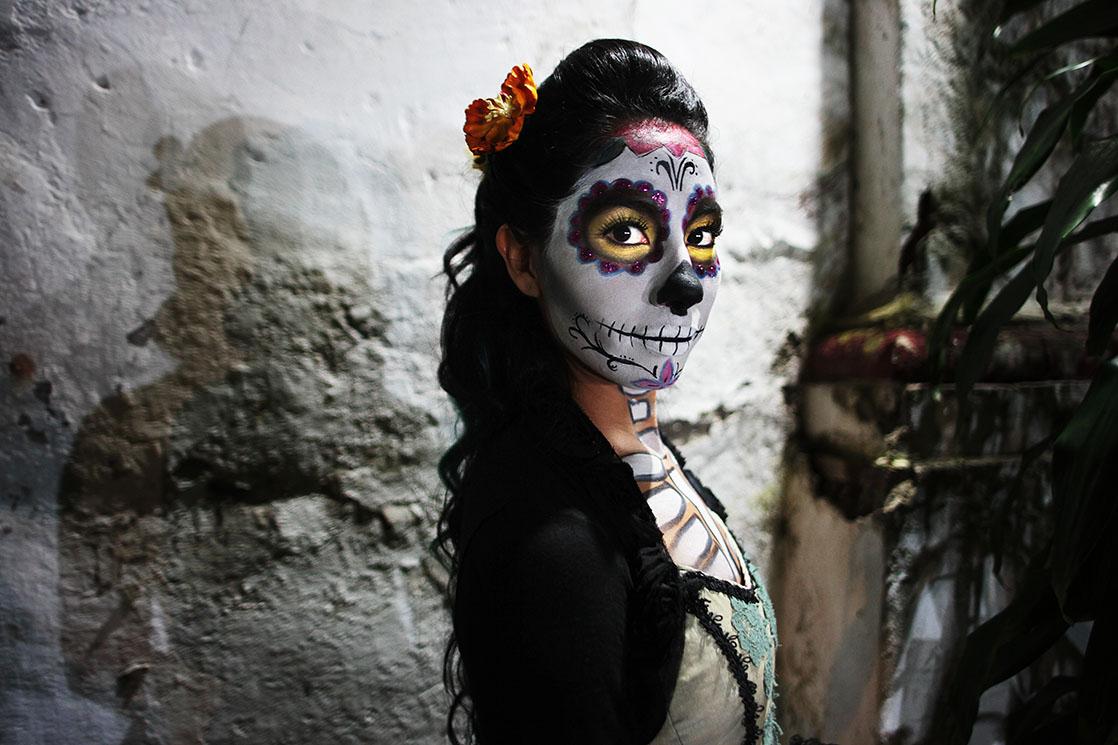 Día de los Muertos in Mexiko