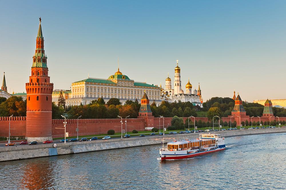 Кремль, Москва
