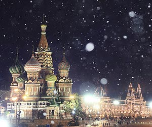 Infografica di Mosca