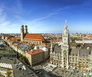 Zum Schlemmen nach München