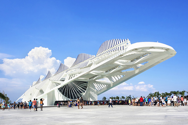 Museu do Amanhã (Foto: Getty Images)