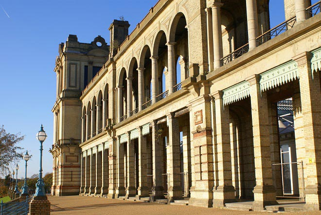 Alexandra Palace London