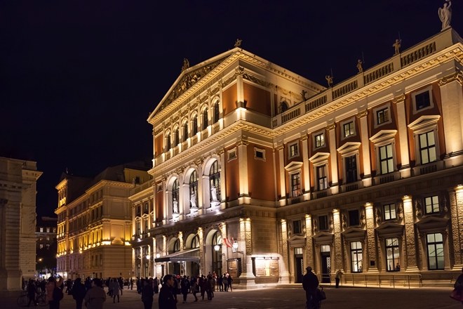Musikverein di Vienna