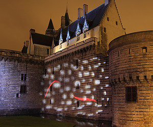 Voyage nocturne à Nantes