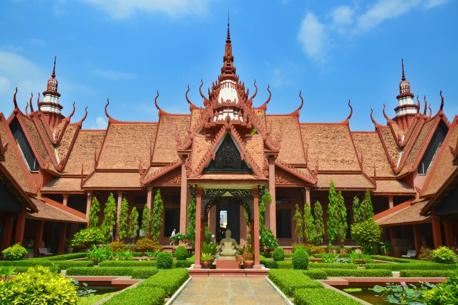 national museum of cambodia phnom penh