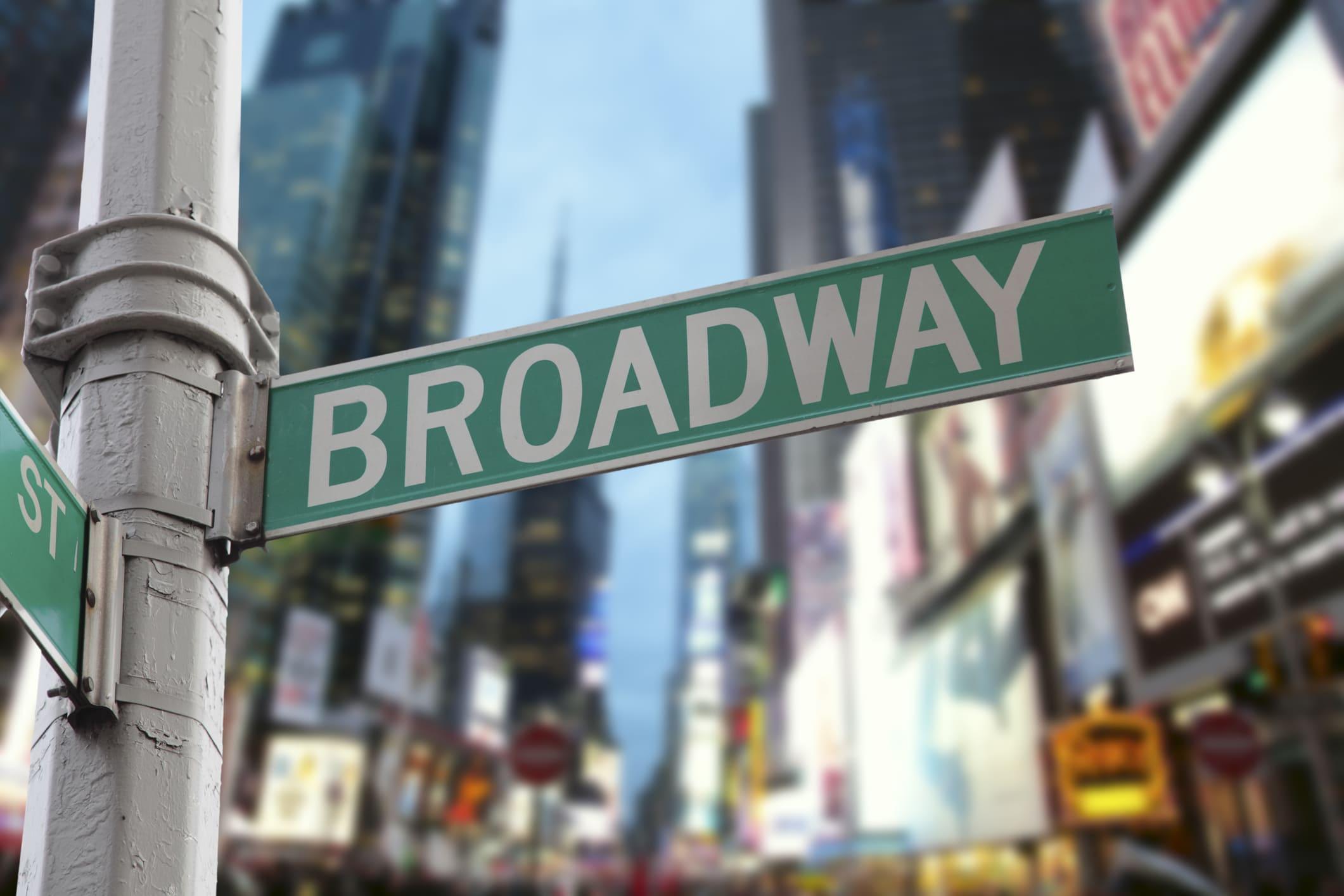 Lumières de Broadway