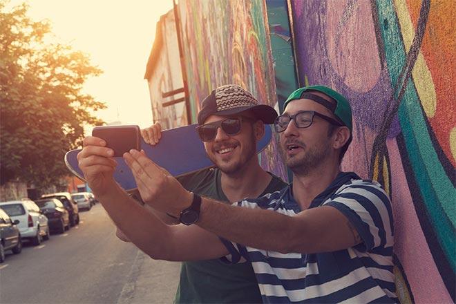 brooklyn new york street art bilder