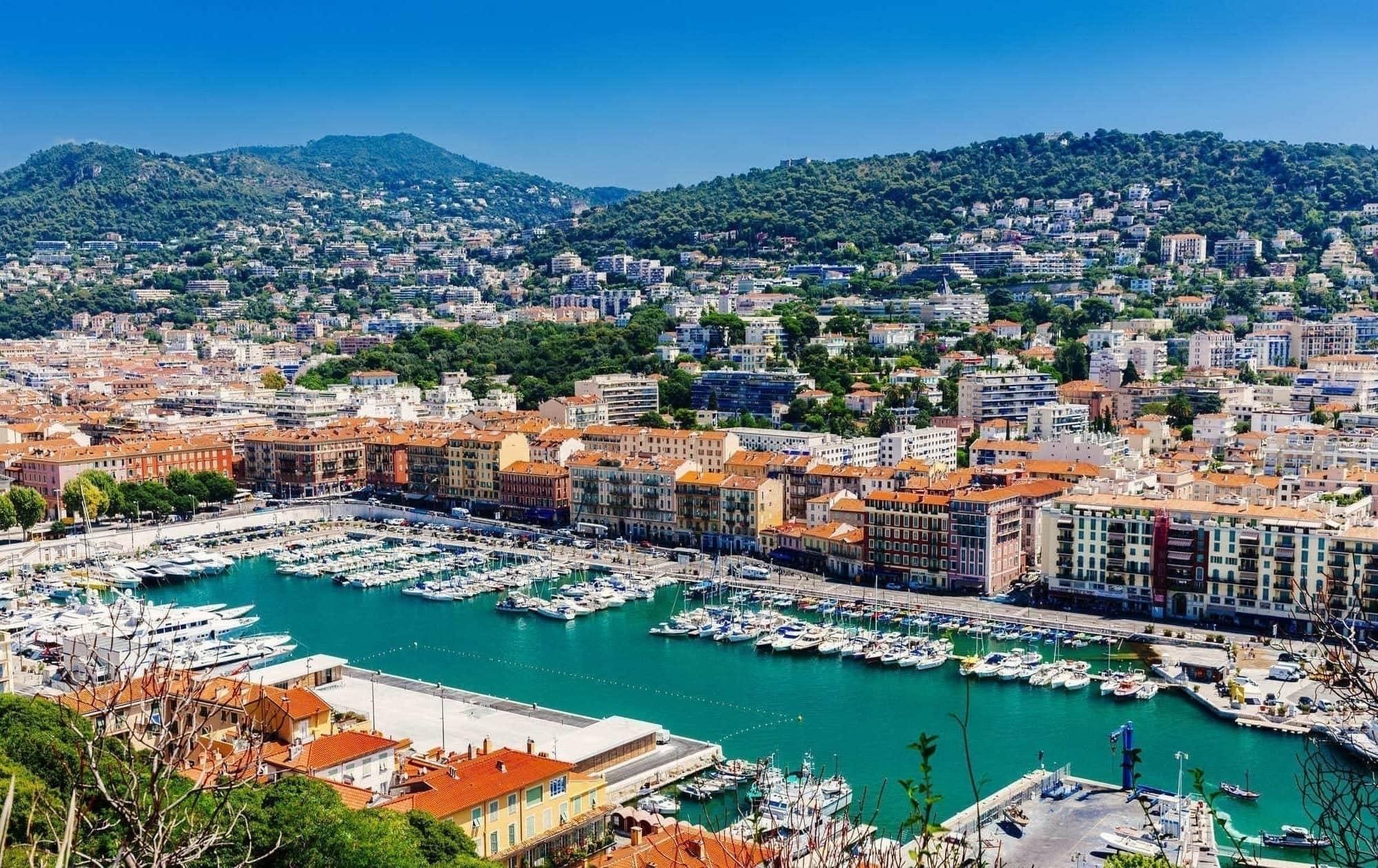 Porto di Nizza