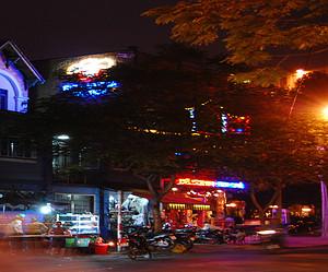 Sundown in Saigon