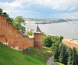 Популярные достопримечательности Нижнего Новгорода