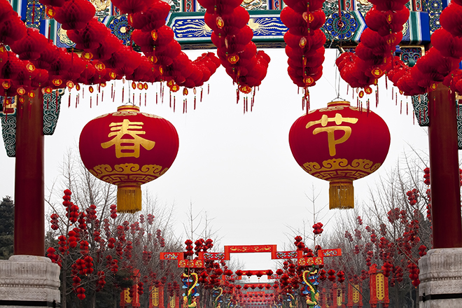 capodanno cinese a pechino