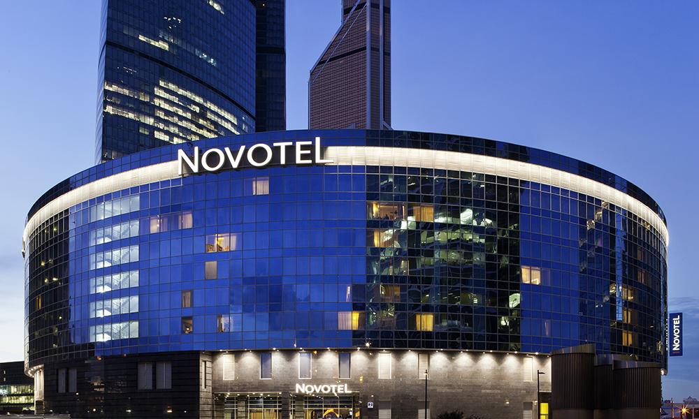 Novotel Москва-Сити