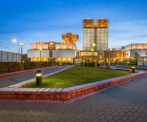 Новый взгляд на Москву