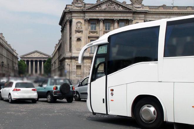 Ônibus de turismo (Fotos: Getty Images)