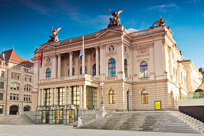 Zürich und Kultur