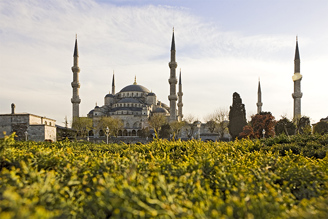 Hagia Sophia from outside