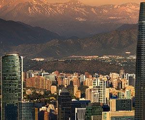 Onde comer comida típica chilena em Santiago