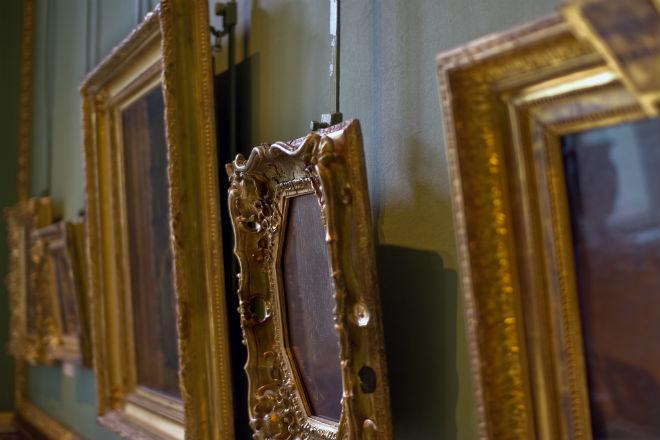 Art ancien ou moderne dans les Musées Royaux
