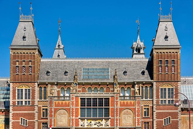 Les maîtres hollandais dans le rijksmuseum