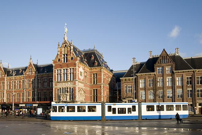 In Amsterdam kun je veel kerken vinden