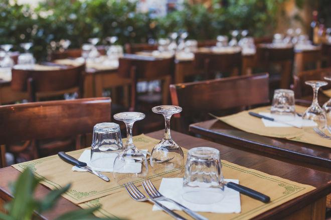 Probeer eens een Michelin-ster restaurant