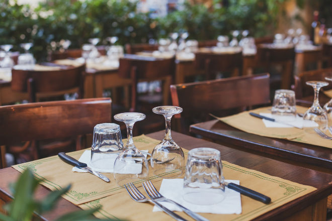 Try out a Michelin-star restaurant