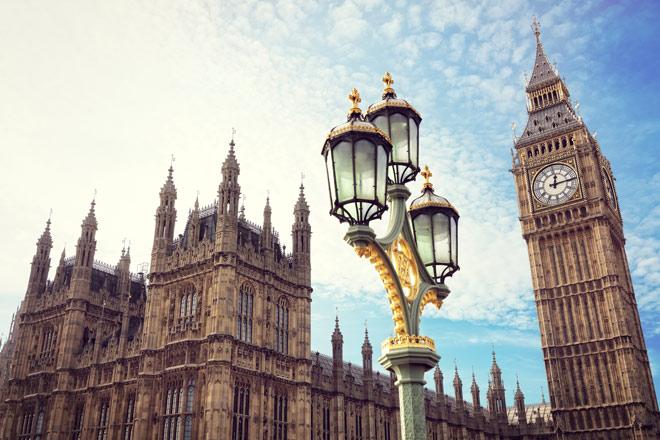 Big Ben en the houses of parliament