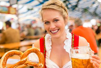 Fêter l'Oktoberfest dans la capitale allemande