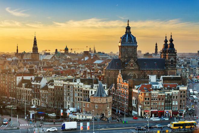 I Più Bei Punti Panoramici Di Amsterdam