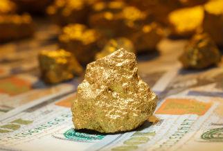 """L'or mis à l'abri dans le """"Schatkamer"""""""