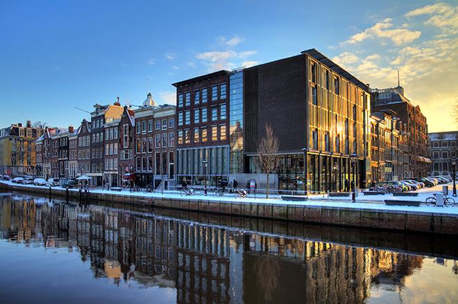 Het Anne Frank Huis en Museum