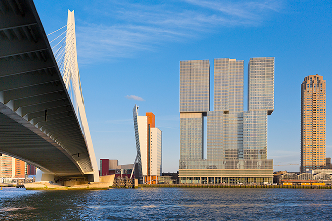 Séjourner, vivre et travailler dans De Rotterdam